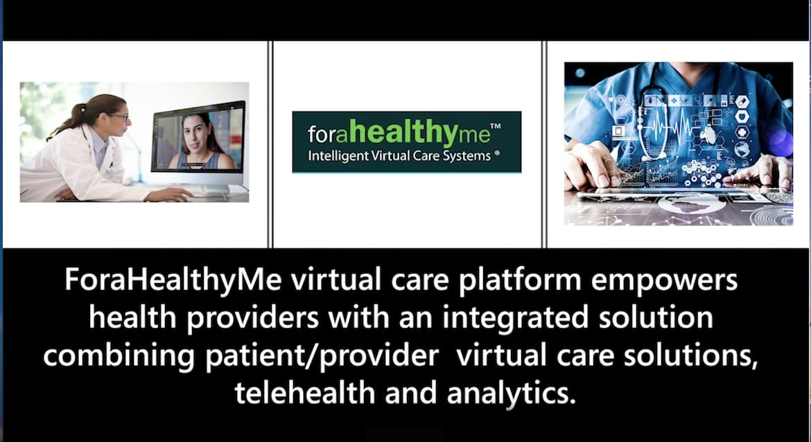 ForaHealthyMe platform description